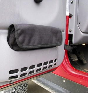 TJ Front Door Pouches (pair)