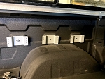 Chevrolet GMC 1500 Single Bed Mount 2019+